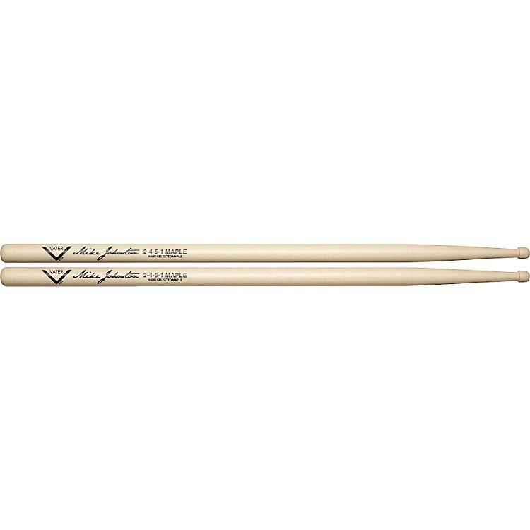VaterSugar Maple Mike Johnston 2451 Drum Sticks