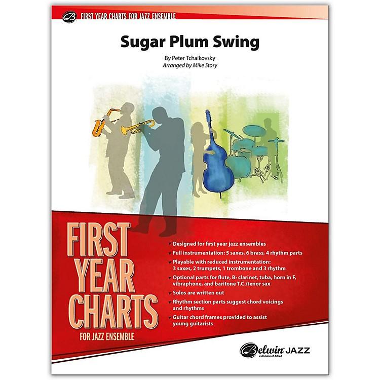 BELWINSugar Plum Swing Conductor Score 1 (Easy)