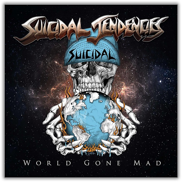 Universal Music GroupSuicidal Tendencies - World Gone Mad [2LP]