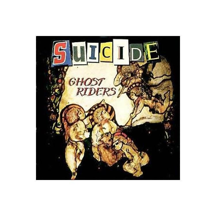AllianceSuicide - Ghost Riders