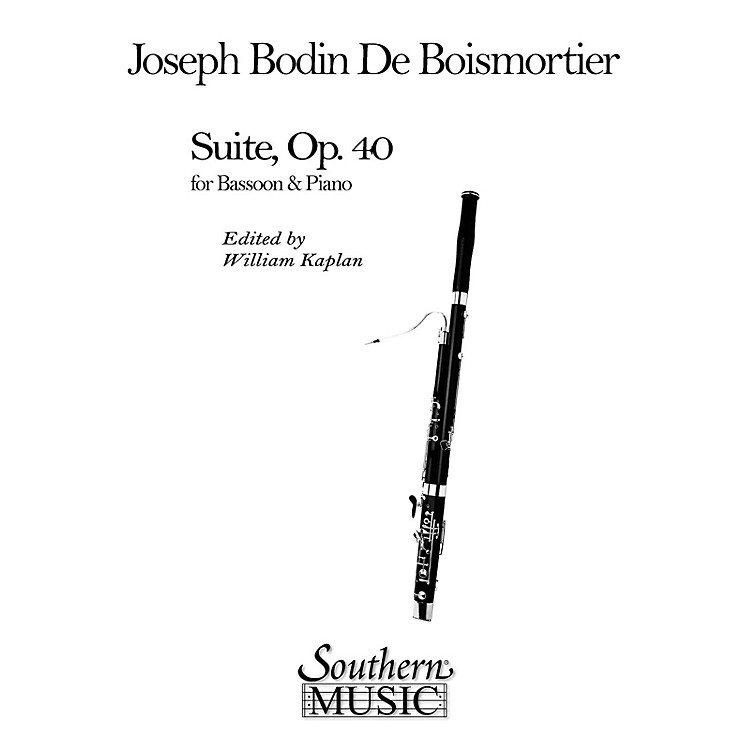 SouthernSuite (Bassoon) Southern Music Series Arranged by William Kaplan