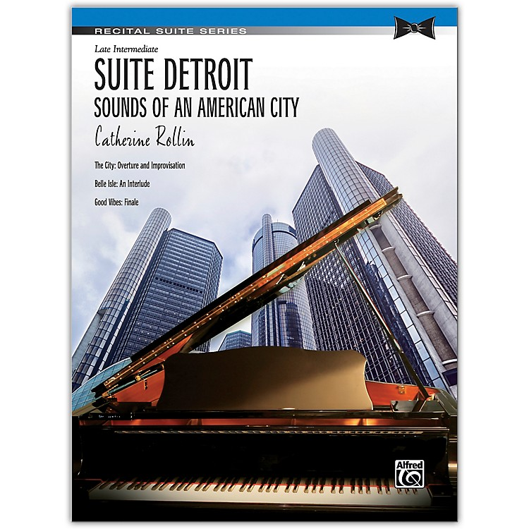 AlfredSuite Detroit: Sounds of an American City Late Intermediate