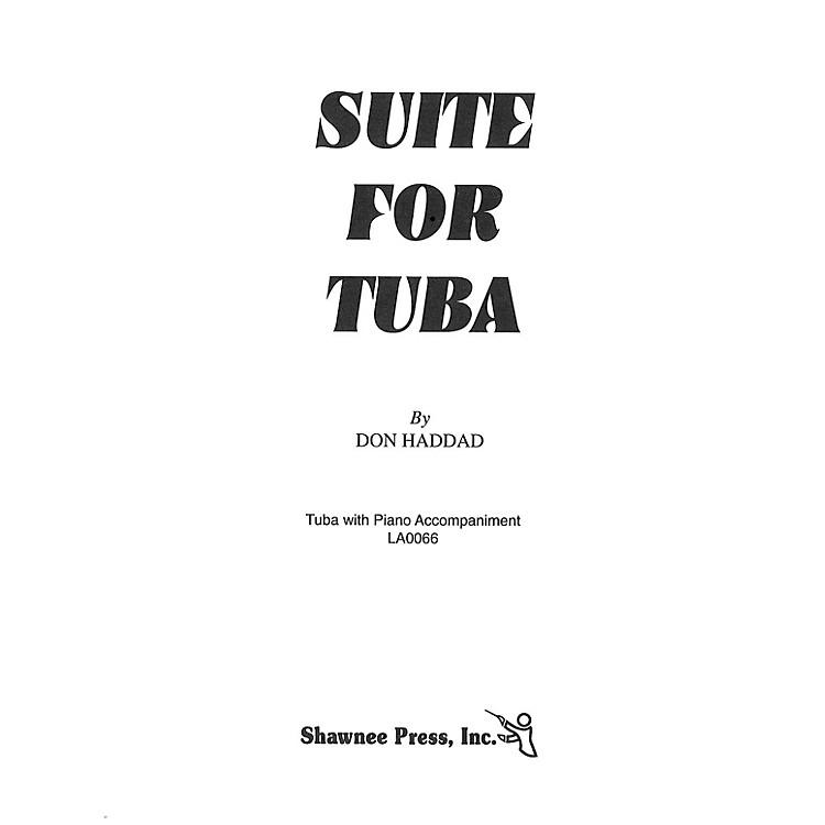 Shawnee PressSuite for Tuba (Tuba in C (B.C.) and Piano) Shawnee Press Series