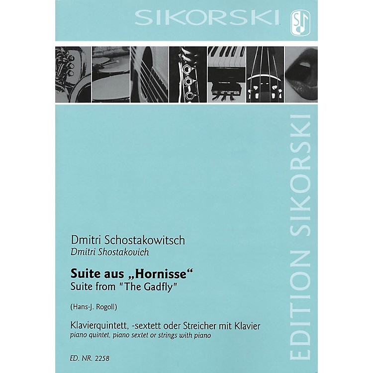 SikorskiSuite from The Gadfly (Score and Parts) Ensemble Series
