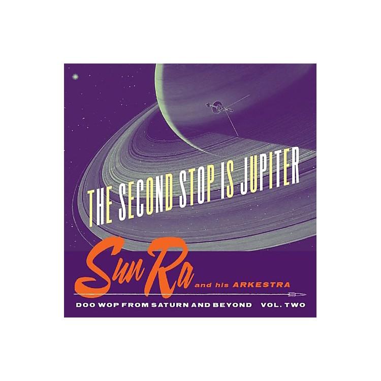 AllianceSun Ra - Second Stop Is Jupiter
