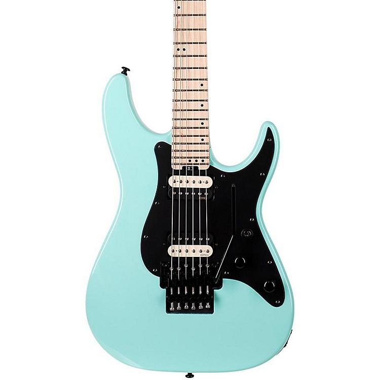 Schecter Guitar ResearchSun Valley Super Shredder FR SFG Electric GuitarLambo OrangeBlack Pickguard