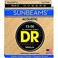 DR Strings Sunbeam Phosphor Bronze Medium Heavy Acoustic Guitar Strings