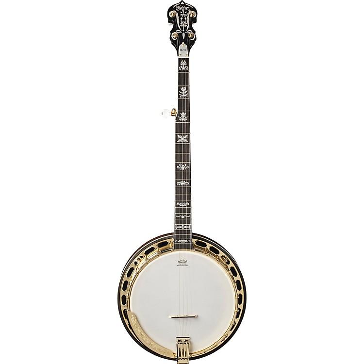 WashburnSunburst 5-String Banjo