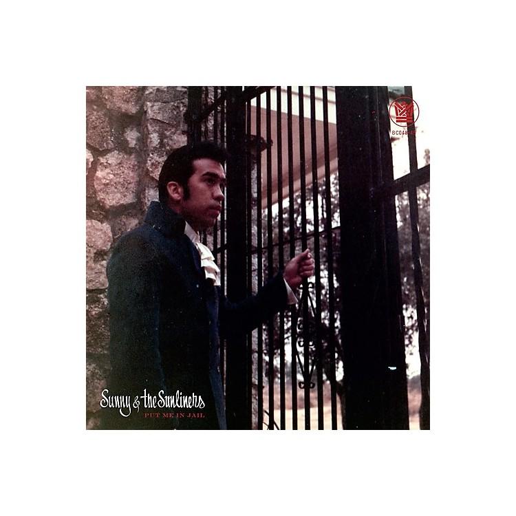 AllianceSunny & Sunliners - Put Me In Jail / Open Up Your Love Door