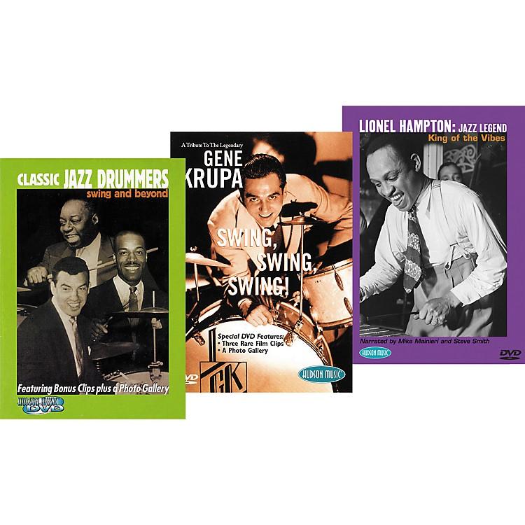 Hudson MusicSuper Classic JazzTrio DVD Pack