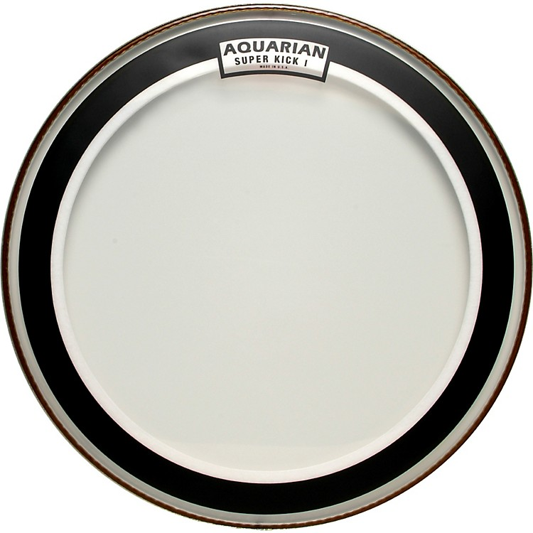 Aquarian Super Kick I Drumhead  24 in.