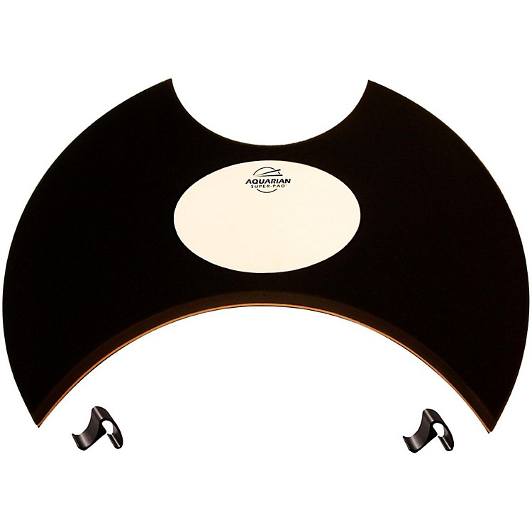 Aquarian Super-Pad Low Volume Bass Drumsurface 18 in.