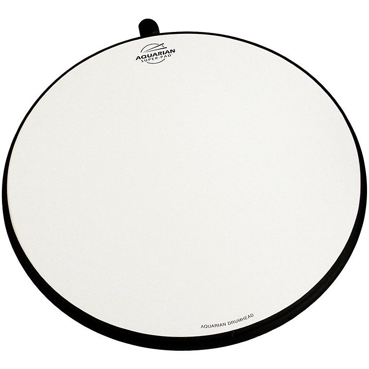 Aquarian Super-Pad Low Volume Drumsurface 10 in.