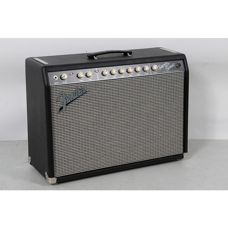 FenderSuper-Sonic 22 22W 1x12 Tube Guitar Combo AmpBlack888365853222