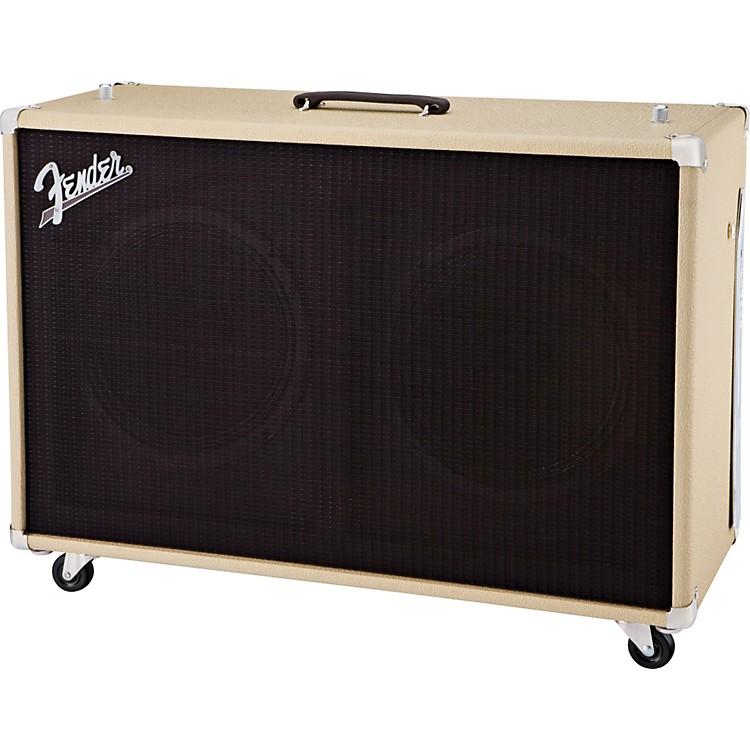 FenderSuper-Sonic 60 60W 2x12 Guitar Speaker CabinetBlondeStraight