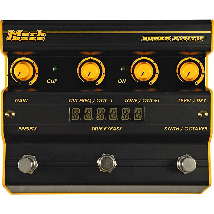 Markbass Super Synth Bass Pedal