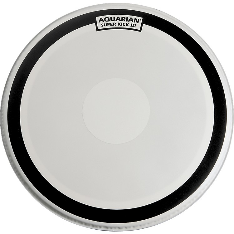 Aquarian Super-kick III Bass Drumhead 22 in.