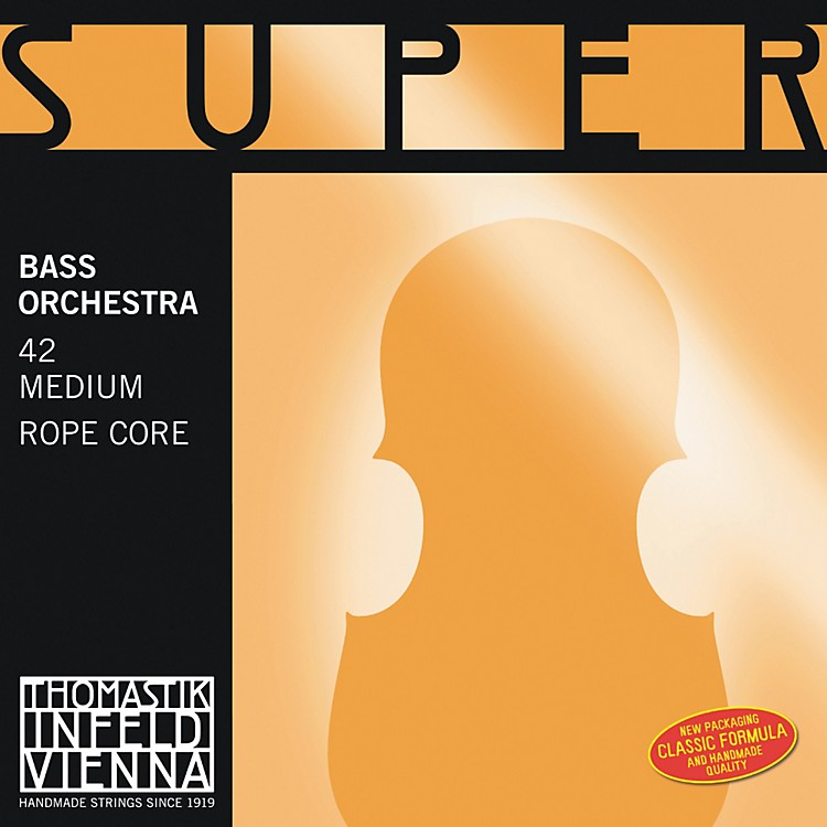 ThomastikSuperflexible 4/4 Size Double Bass Strings4/4E String