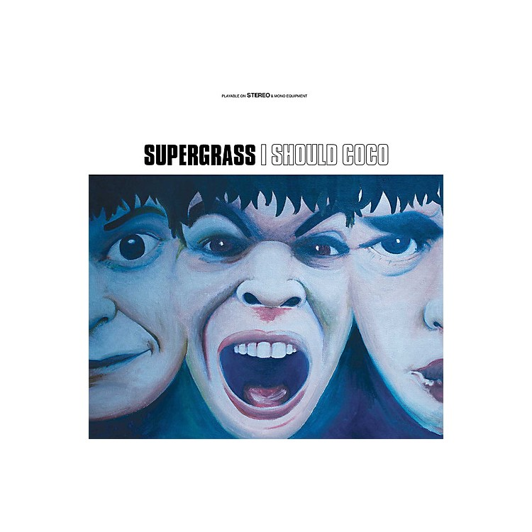 Alliance Supergrass - I Should Coco