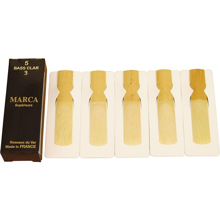 MarcaSuperieure Bass Clarinet ReedsStrength 3.5
