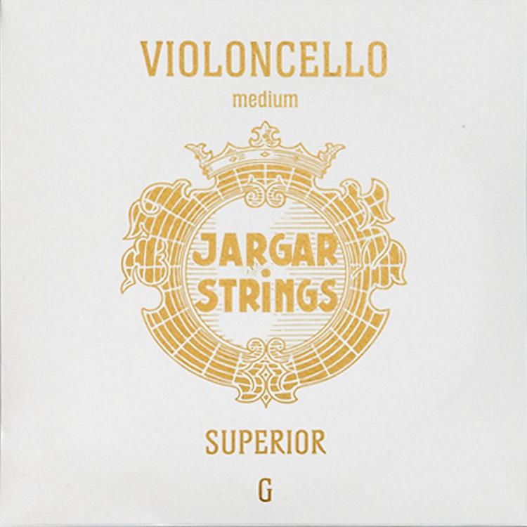 JargarSuperior Series Synthetic Core Cello G String4/4 Size, Medium