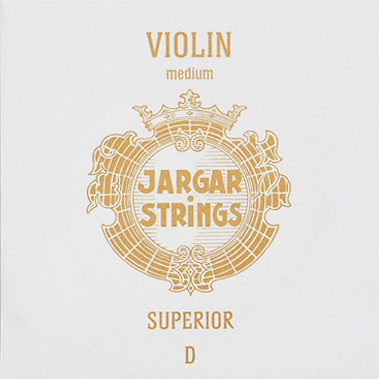 JargarSuperior Series Synthetic Core Violin D String4/4 Size, Medium