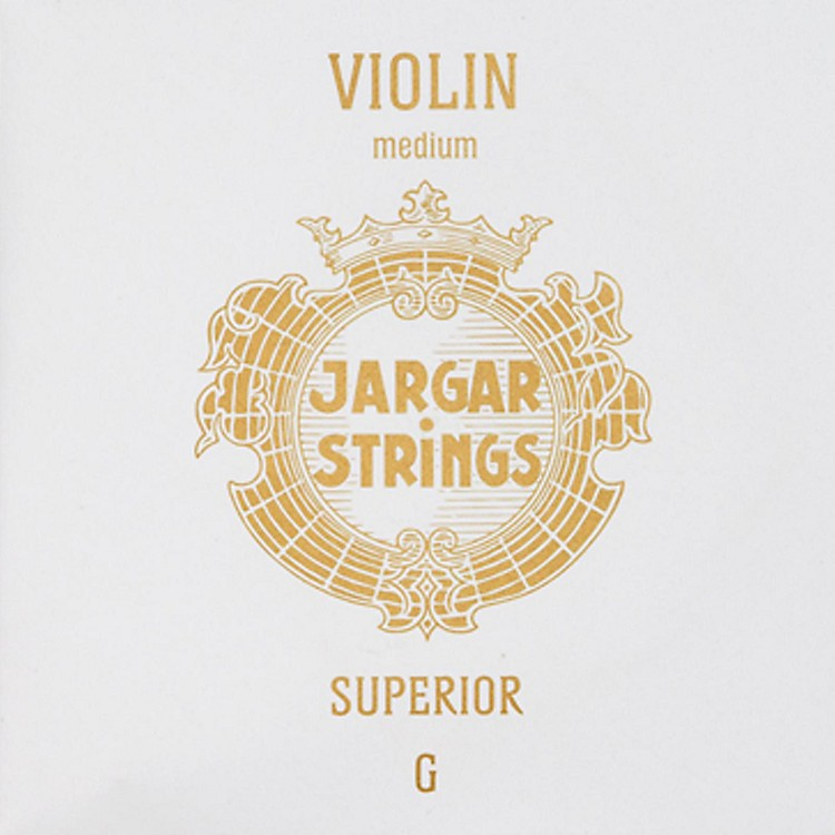 JargarSuperior Series Synthetic Core Violin G String4/4 Size, Medium