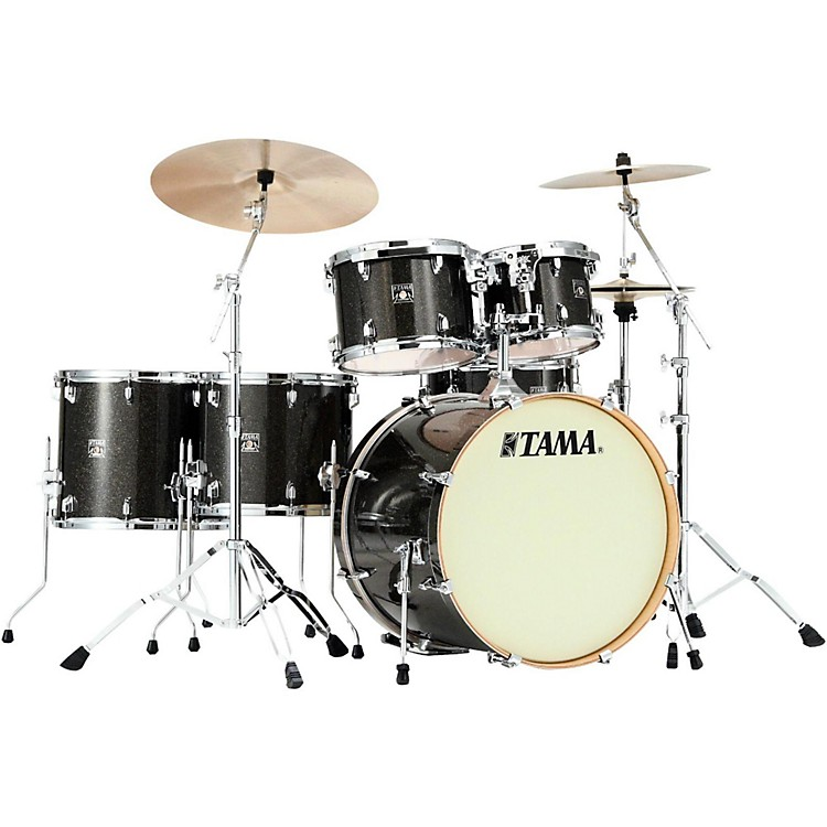 Tama Superstar Classic Premium 6-Piece Shell Pack Stardust Champagne Glitter