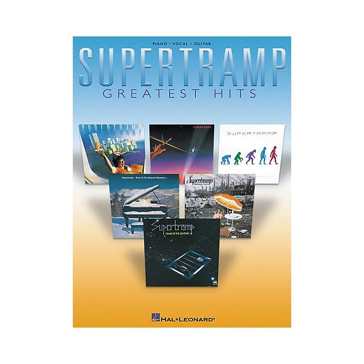 Hal LeonardSupertramp Greatest Hits Songbook