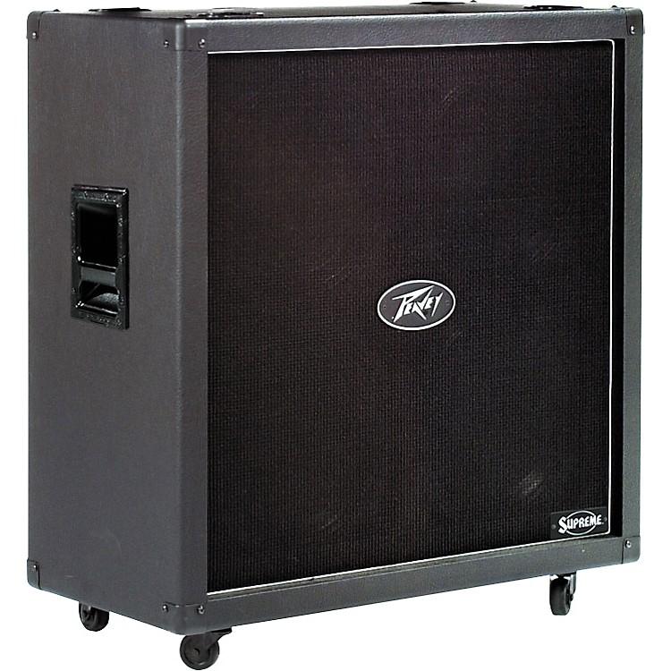 peavey supreme xl 412 4x12 amp cabinet music123. Black Bedroom Furniture Sets. Home Design Ideas