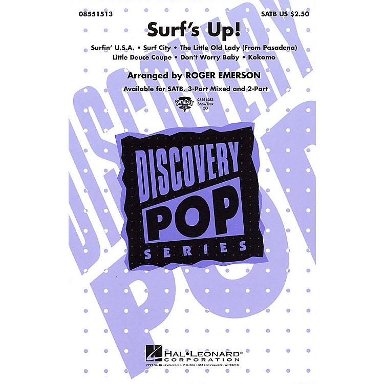 Hal LeonardSurf's Up! (Medley) ShowTrax CD Arranged by Roger Emerson