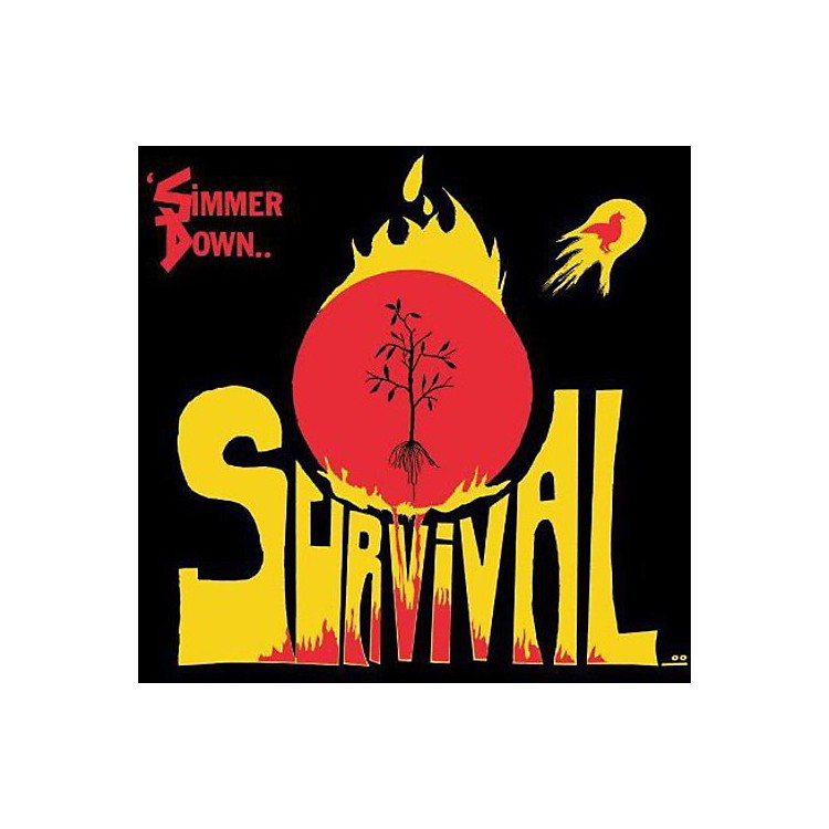 Alliance Survival - Simmer Down