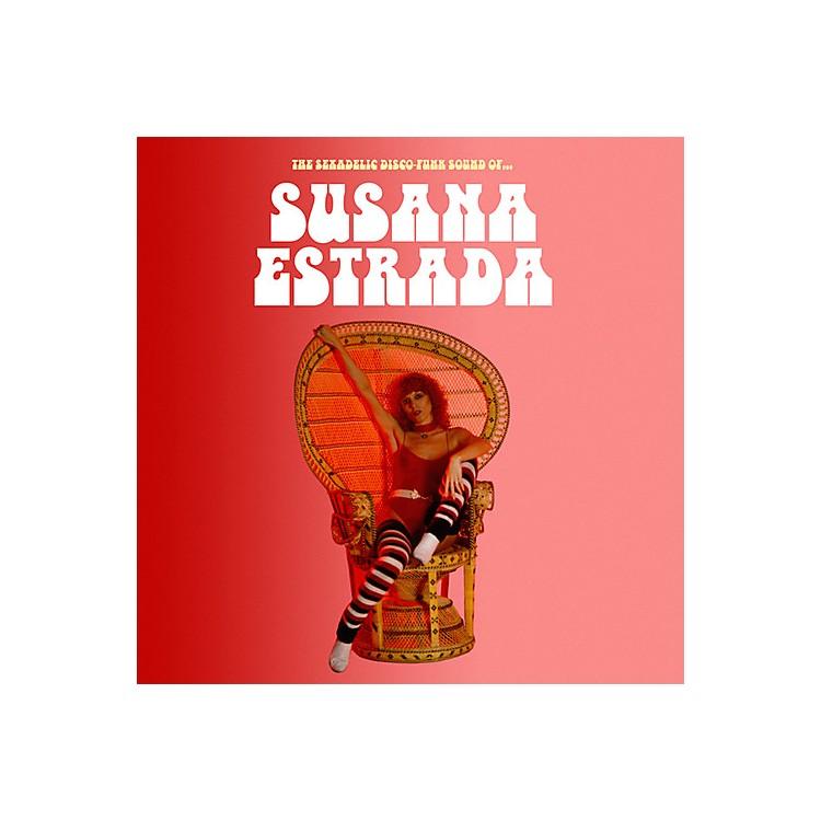 AllianceSusana Estrada - Sexadelic Disco-funk Sound Of