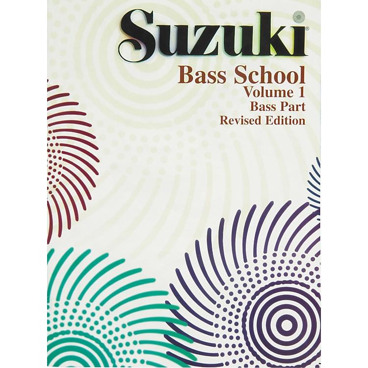 AlfredSuzuki Bass School Volume 1 (Book)