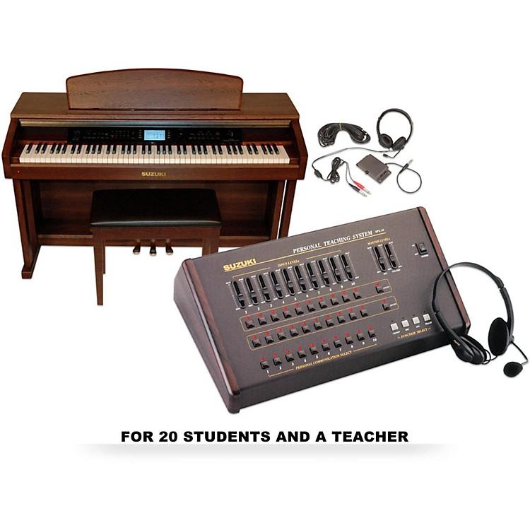 SuzukiSuzuki CTP-88 Innovation Piano Labfor 20 students and 1 teacher