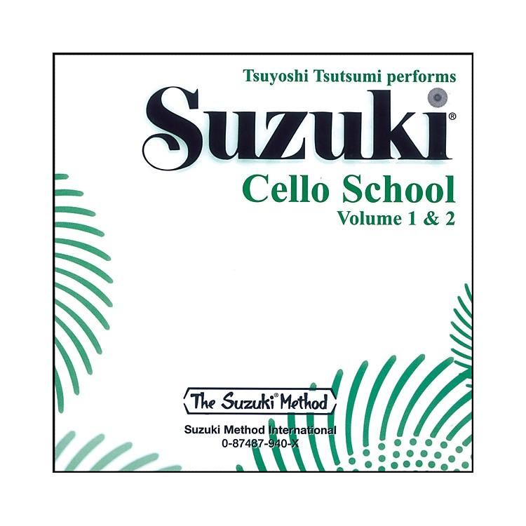 AlfredSuzuki Cello School CD, Volume 1 & 2