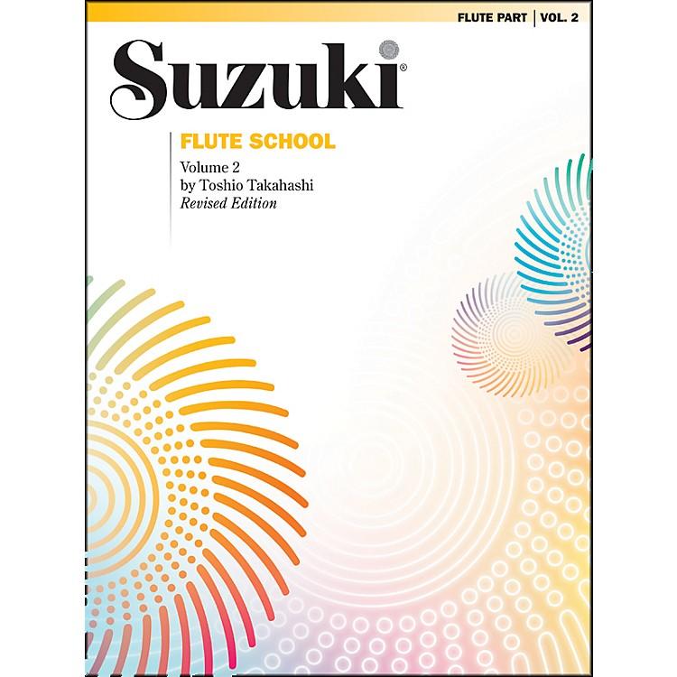 AlfredSuzuki Flute School Flute Part Volume 2 Volume 2 (Revised)