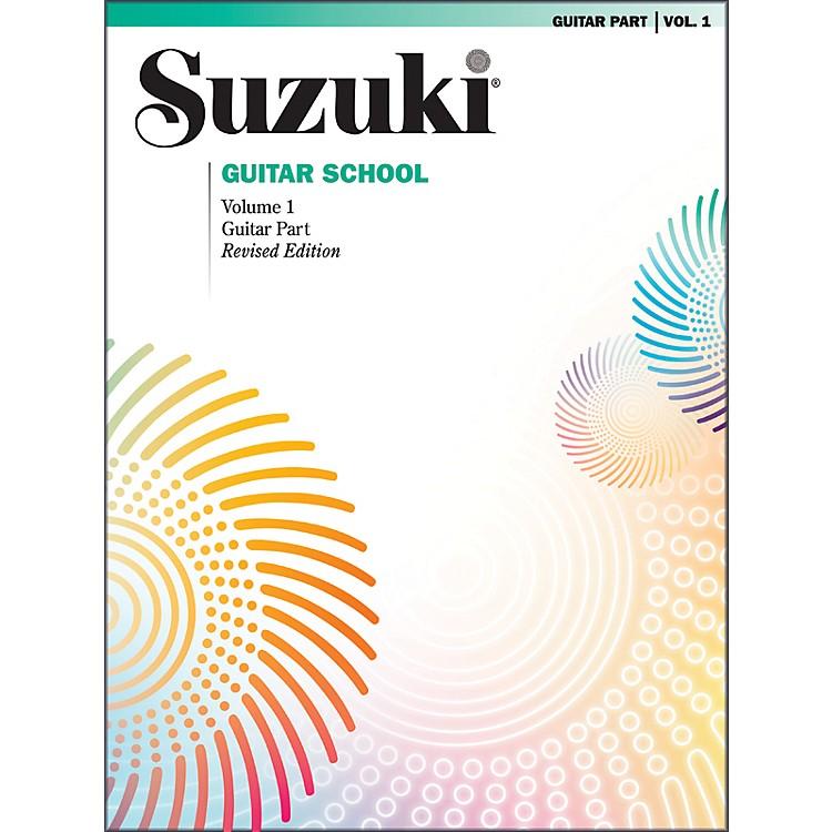 SuzukiSuzuki Guitar School Guitar Part Volume 1