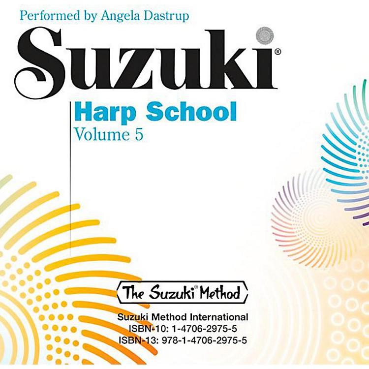 SuzukiSuzuki Harp School, Volume 5 CD