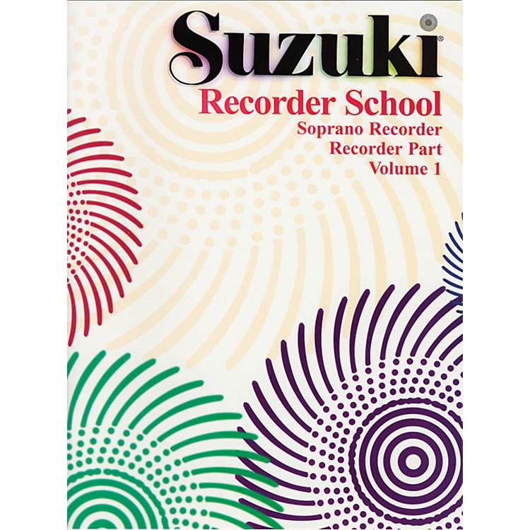 AlfredSuzuki Recorder School (Soprano Recorder) Recorder Part Volume 1