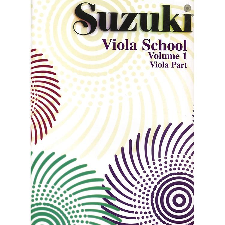 AlfredSuzuki Viola School Viola Part, Volume 1 Textbook