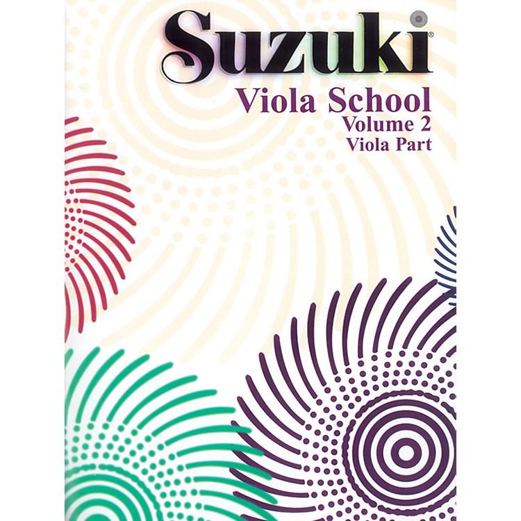 AlfredSuzuki Viola School Volume 2 (Book)