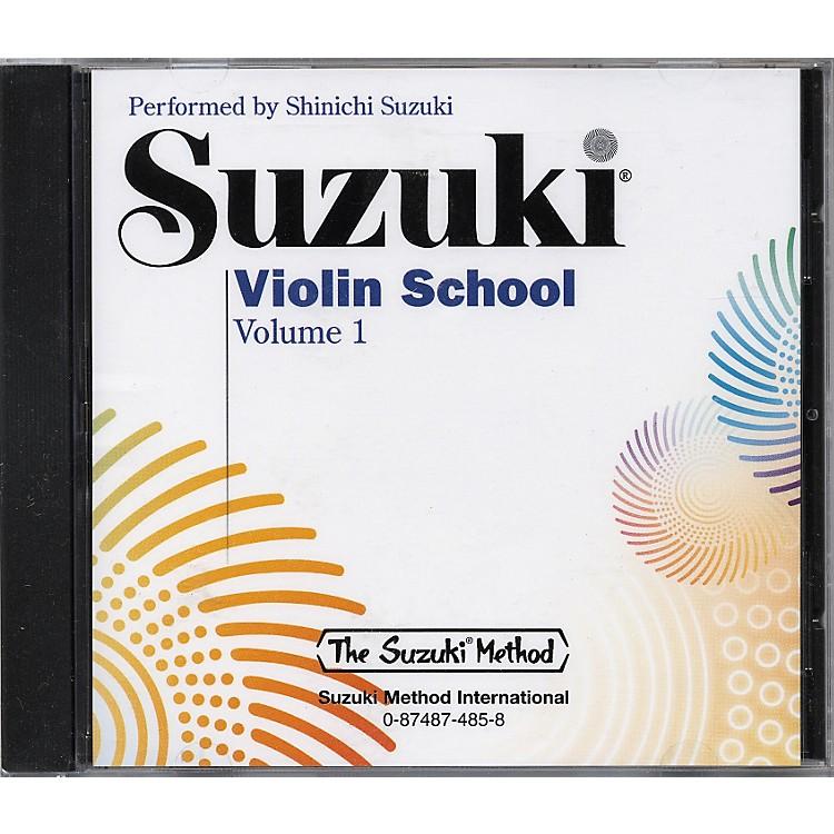 AlfredSuzuki Violin School CD, Volume 1 (Cerone)