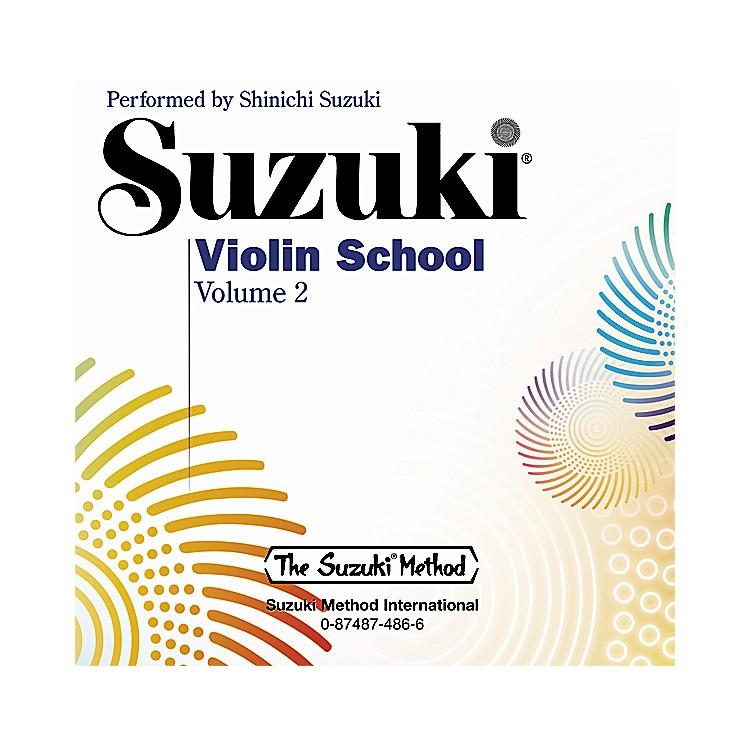AlfredSuzuki Violin School CD, Volume 2