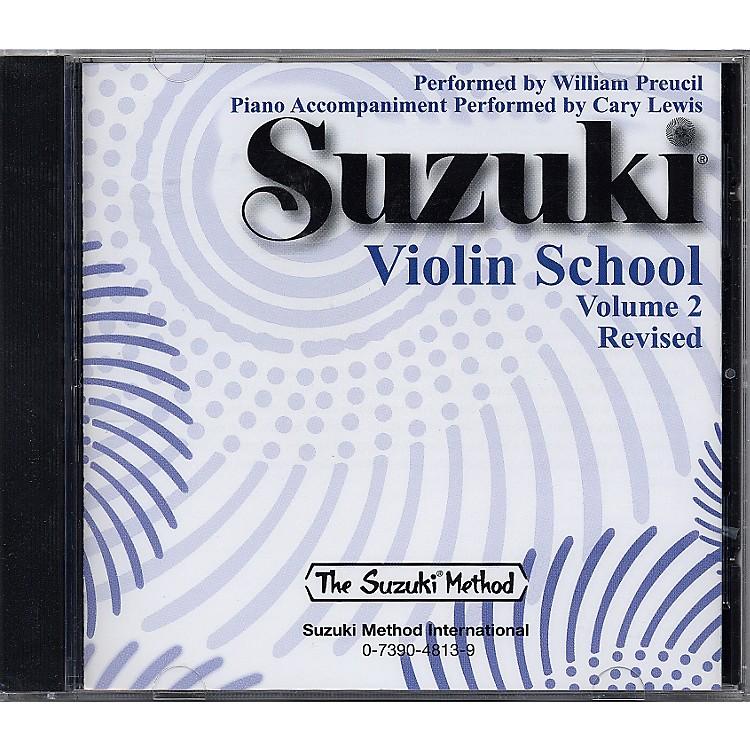 AlfredSuzuki Violin School CD Volume 2