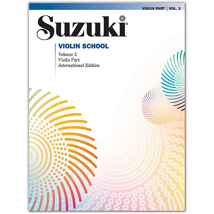 AlfredSuzuki Violin School Violin Part Volume 3