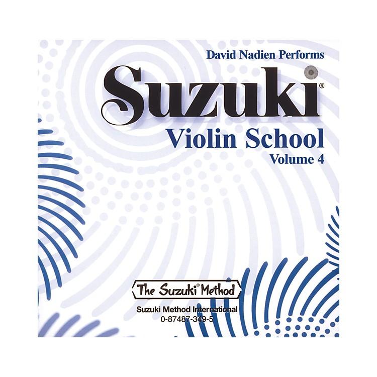 AlfredSuzuki Violin School Volume 4 (CD)
