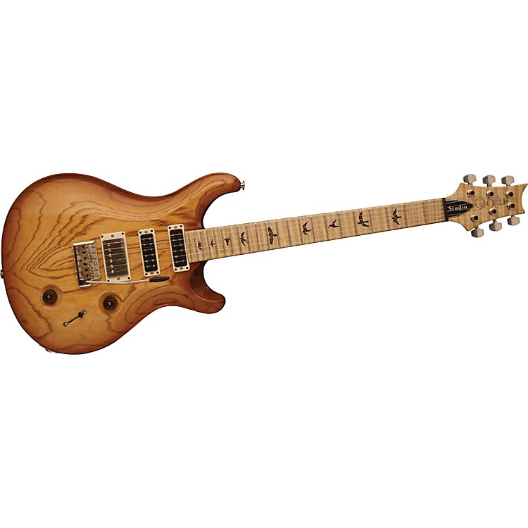 PRSSwamp Ash Studio Electric GuitarSea Foam Green