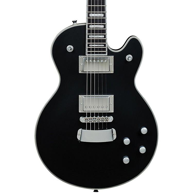 HagstromSwede Custom Electric GuitarSatin Black