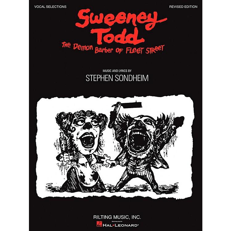 Hal LeonardSweeney Todd Vocal Selections